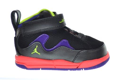 304741ec176e2a Jordan Flight TR 97 (TD) Baby Toddlers Basketball Shoes  Black Violet-Electric Purple-Atomic Red 428829-049 (5 M US) - Buy Online in  UAE.