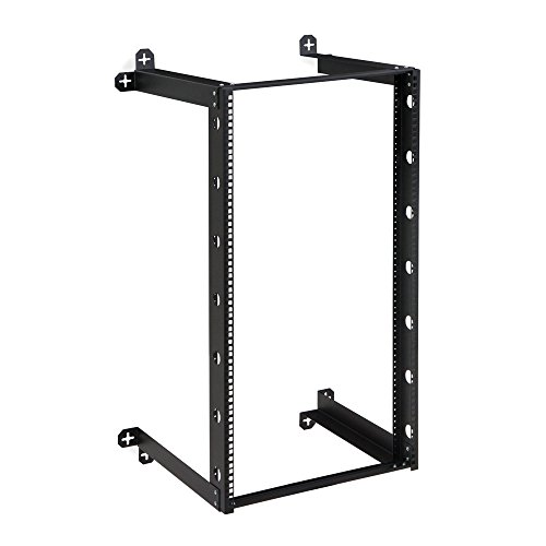 21U V-Line Wall Mount Rack - 18'' Depth by Kendall Howard