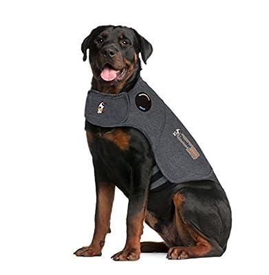 ThunderShirt Classic Dog Anxiety Jacket by ThunderWorks