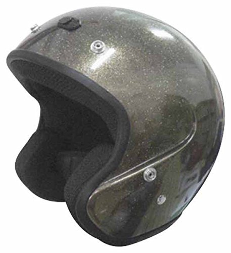 2013 Cyber U-6 Open-Face Motorcycle Helmets - Black - Small ()