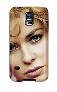 Hot Carmen Electra First Grade Tpu Phone Case For Galaxy S5 Case Cover