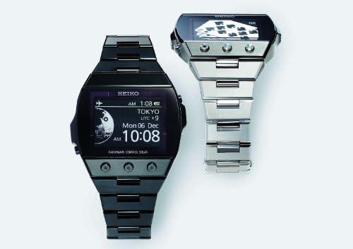 Amazon.com: Seiko EPD SDGA001 Mens watch E-Ink Display: Watches