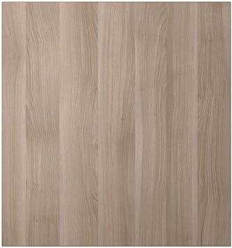 IKEA – puerta, efecto nogal gris claro 23 5/8 x 25 1/4 ...