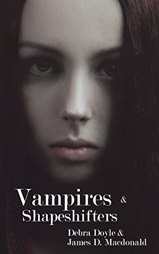 book cover of Vampires and Shapeshifters