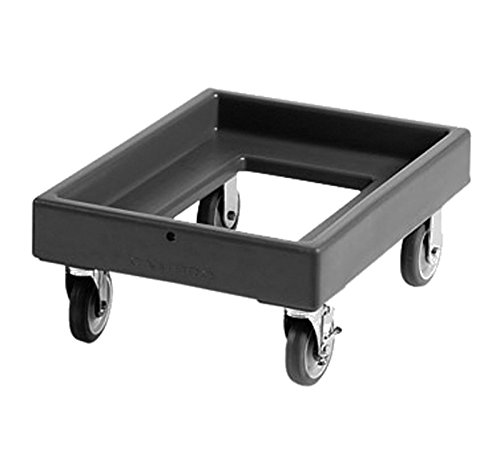 Cambro (CD300401) Plastic Camdolly - for Catering Equipment (Blue Camcarrier)