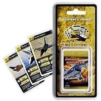 Jogo De Cartas Super Copag Trunfo Cards Blister Colecionável Aviões Militares