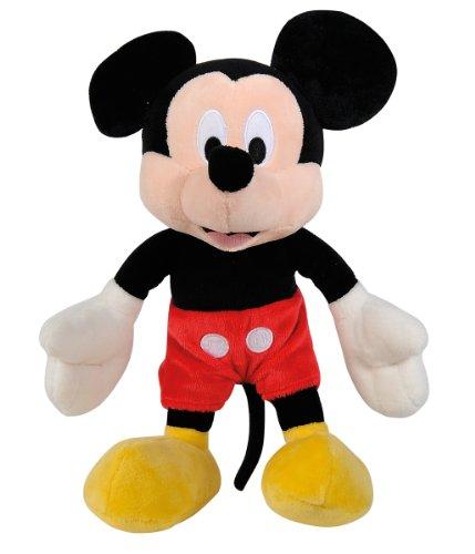 Simba 6315872632 - Disney Plüsch Mickey Maus 25cm