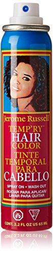 jerome russell Temporary Spray, Auburn