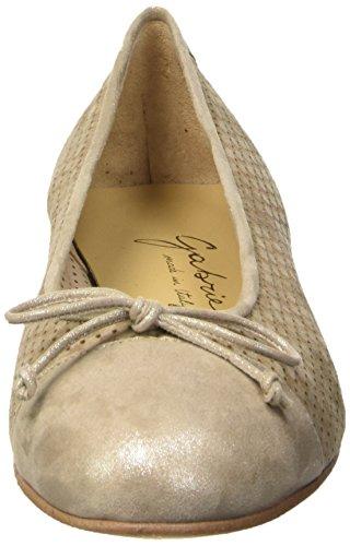 Beige 840730 Flats Ballet Women's Gabriele Size UK 8 HaS7qRWn