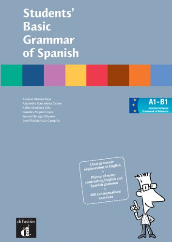 Students' Basic Grammar of Spanish: Book (Spanish Edition)