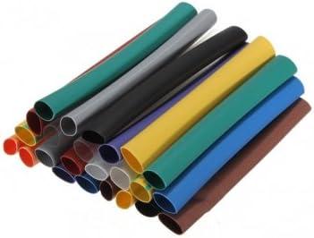 High Quality 144pcs 12 Color 6 Size Heat Shrink Tube Kit Sleeve