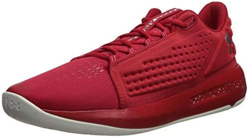 Torch Low Basketball Shoe, (600)/Red