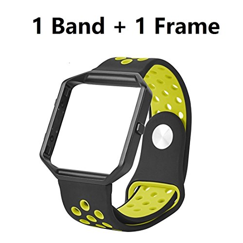 Fitbit iitee Silicone Replacement Wristband