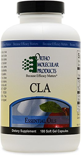 Ortho Molecular - CLA softgels - 180 Soft Gel Capsules