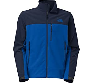 The North Face Men's Apex Bionic Jacket,Monster Blue/Cosmic Blue,US 3XL by The North Face Inc