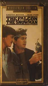 Falcon & The Snowman [VHS]