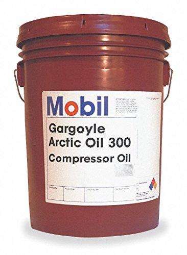 Mobil Oil Arctic (Gargoyle Arctic 300 Compressor Oil 5 gal)