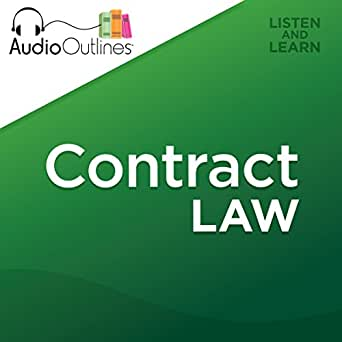 Amazon com: Contract Law: Developed for Law School Exams and