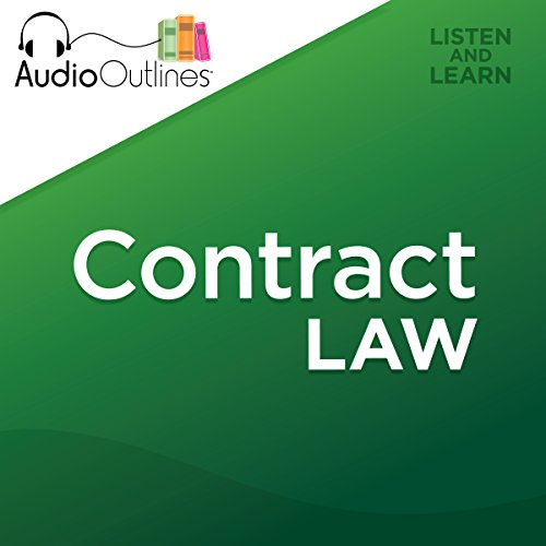 Contract Law: Developed for Law School Exams and the Multistate Bar