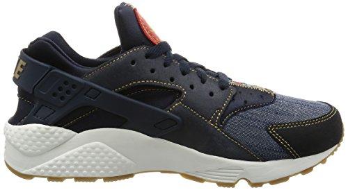 Air Dark Obsidian Scarpe Run Summit Dark White Ginnastica Nike da Se Uomo Huarache Blu Obsidian HxzqTwd