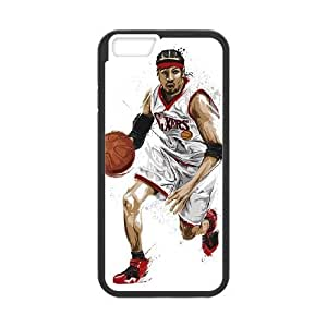 Allen Iverson iPhone 6 4.7 Inch Cell Phone Case Black persent xxy002_6848367