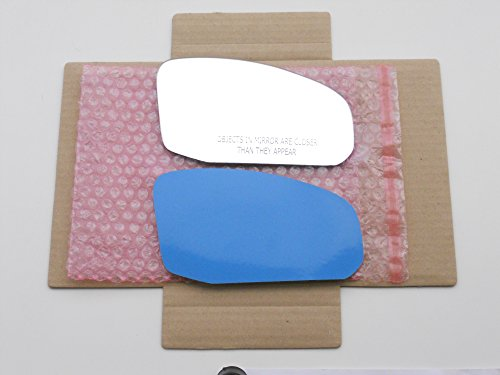 New Nissan 350z - New Replacement Mirror Glass with FULL SIZE ADHESIVE for 03-09 NISSAN 350Z Passenger Side View Right RH