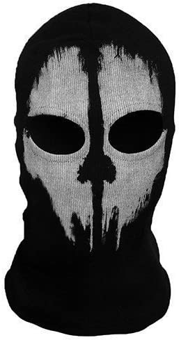 Skull Hood Biker Motorcycle Ski Balaclava Sport Helmet Anti UV Bandana