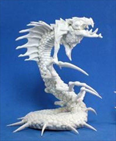 Frost Wyrm (1) Miniature by Reaper