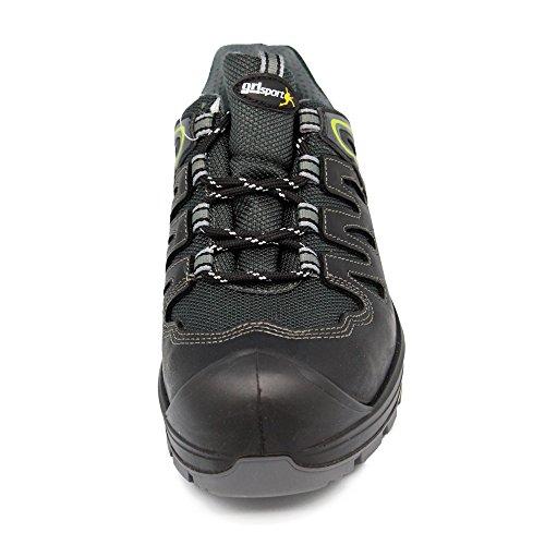 Grisport - Zapatillas de senderismo de Piel para hombre