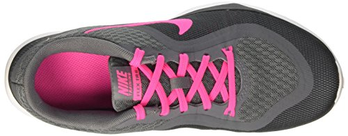 reliable cheap price 2014 newest online NIKE Women's Flex Trainer 6 Grey/Pink clearance factory outlet RtkPXq