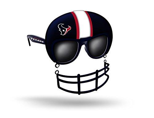 (Rico Industries NFL Houston Texans Novelty Tailgating Sunglasses)