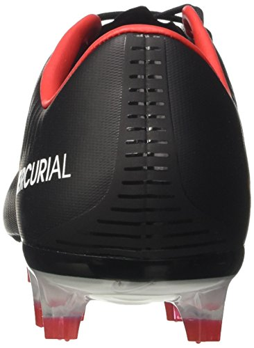 Blanc Rouge Hommes Veloce Univ Fg noir Iii Mercurial Noir Gris Soccer Chaussures Fonc Nike Pour De nP86Fxw5q5