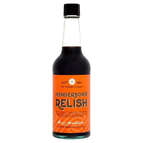 Henderson's Relish 284ml (3 Pack)