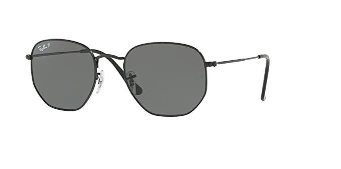 Amazon.com: Ray-Ban RB3548N HEXAGONAL - Gafas de sol para ...