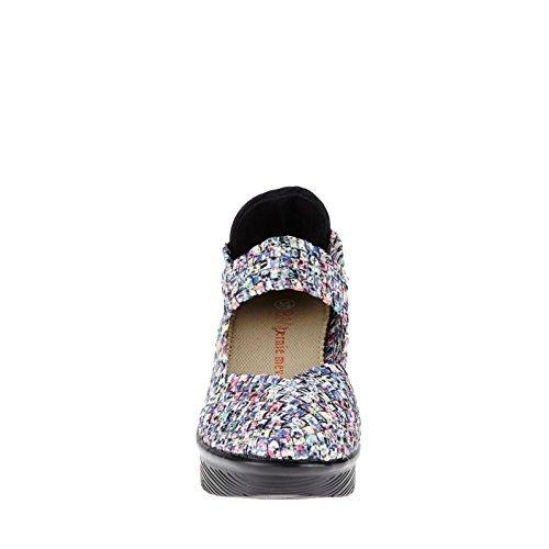 Bernie Mev Lulia Wedge Sandal Splash Size 41