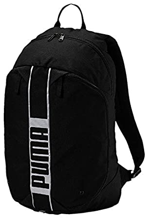 Puma Deck Backpack II Sac à dos Taille unique black white Nk1u7TC8