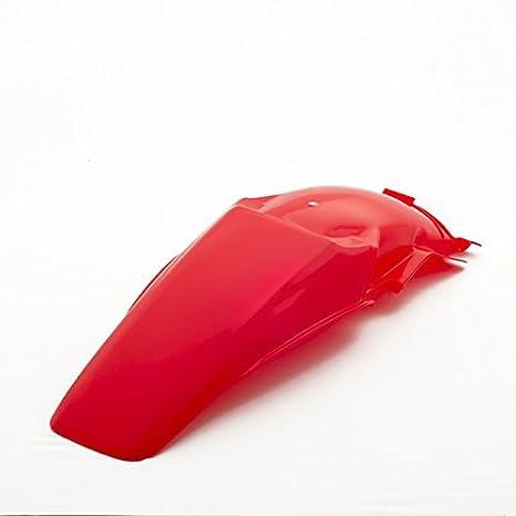 Rueda trasera guardabarros enduro motocross plástica CEMOTO para HONDA CR 125 1998/1999 CR 250 1997/1999 rojo Honda CR: Amazon.es: Coche y moto