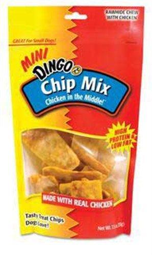 Dingo Chip Mix Chicken Mini, My Pet Supplies