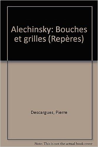 Repères, numéro 9 : Alechinsky, bouches et grilles pdf