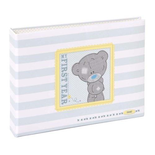 [해외]나를에 당신 작은 tatty 테 디 babys 1 년 사진 앨범 / Me To You Tiny Tatty Teddy Babys 1St Year Photo Album