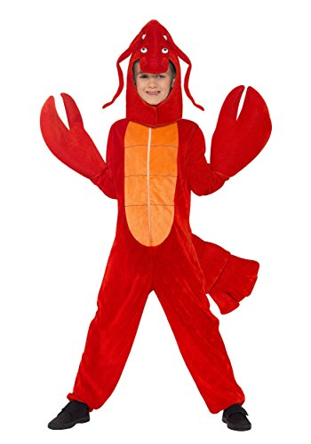 Child's Red Lobster Costume (Lobster Antennae Costume)