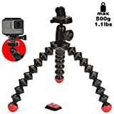 GorillaPod Action Video Tripod From JOBY - Strong, Flexible, Lightweight and Perfect For