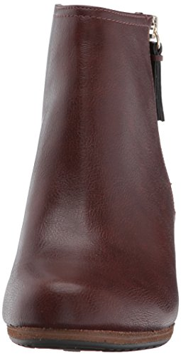 Shoes Dr Copper Tumbled Dwell Women's Brown Scholl's Boot anxg1q7n