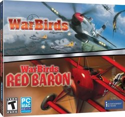 WARBIRDS AND WARBIRDS RED BARON 2 PACK JC (WIN XP,VISTA,WIN 7,WIN 8) (Please see item detail in description)