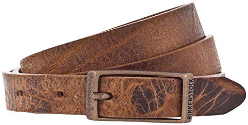 Birkenstock Women's Ohio Leather Belt (Cognac, - Ohio Leather