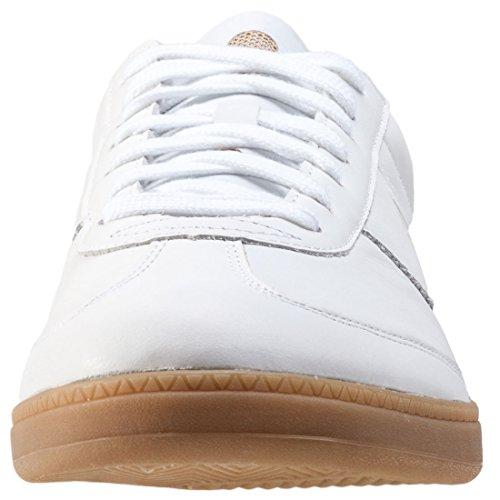 Sneakers Stadio Lea Gum Cuir Blanc pour homme - Weiß