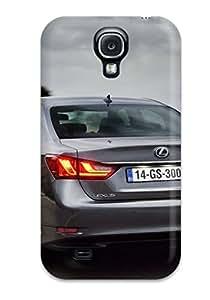 Galaxy S4 Lexus Gs 23 Print High Quality Tpu Gel Frame Case Cover