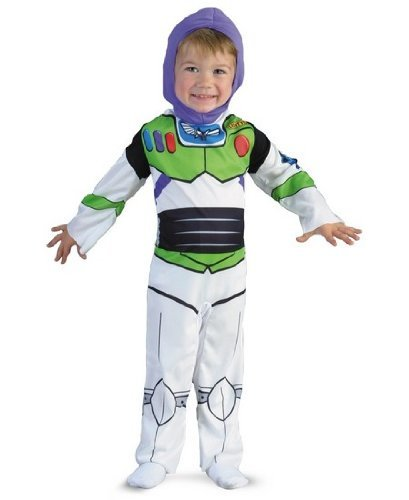 Buzz Lightyear Classic Child Costume - (Buzz Lightyear Toddler Costumes)