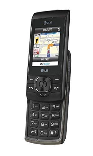 LG GU295 Unlocked GSM 3G Slider Cell Phone - Black