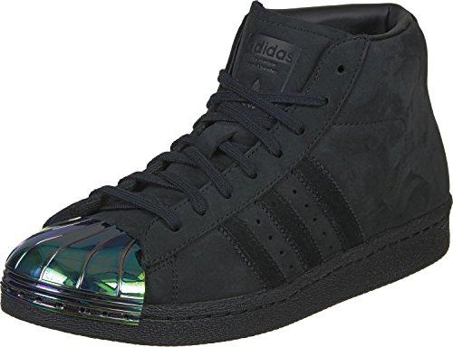 altas zapatillas de deporte de Adidas Women BB5031 PROMODEL W Nero